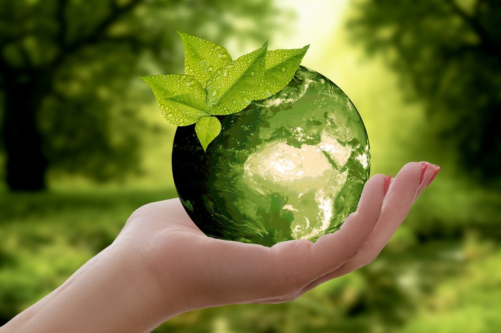 Геофизика: Естествените потенциали на Земята